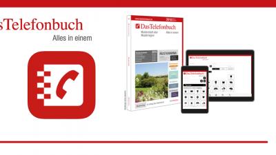Die neue Allrounder-App von Das Telefonbuch im Test